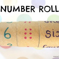 Making a Number Roll for Learning