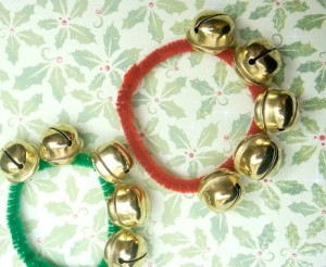 DIY Christmas Sleigh Bells