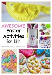 Easter activities for kids 2014