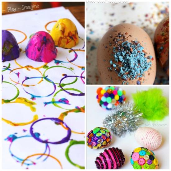 Egg Easter Activities