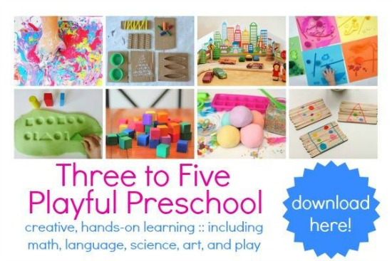 Three to Five Preschool ebook
