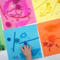 Sorting Colours Activity from 3-5 ebook