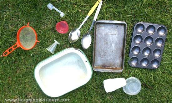 Equipment for mud kitchen