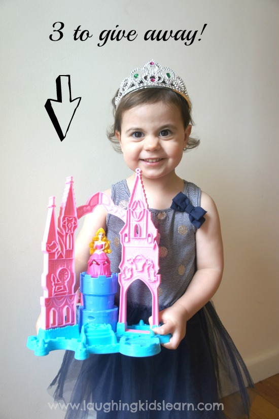 Hasbro giveaway design castle