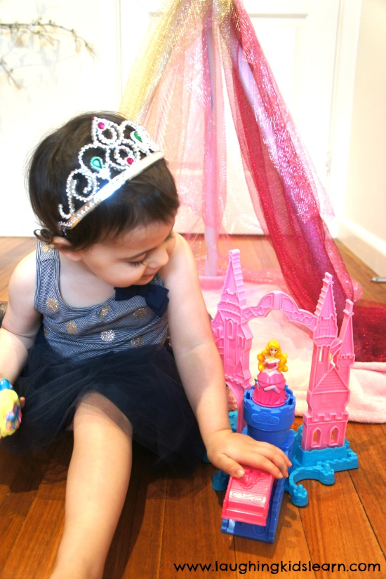 Hasbro princess castle giveaway