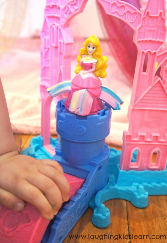 Princess castle Hasbro give away