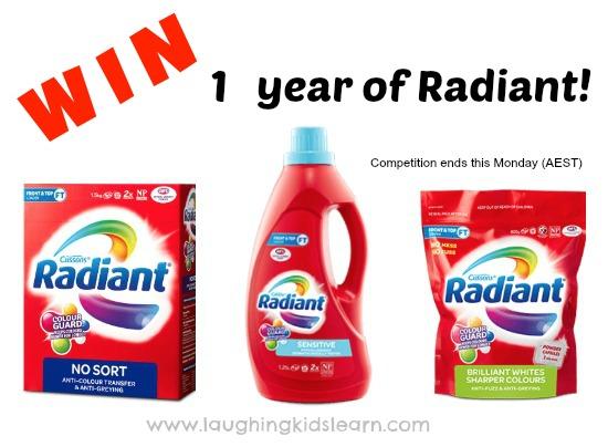 Win Radiant