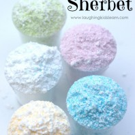 How to make sherbet