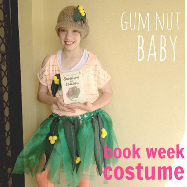 Gumnut Baby costume