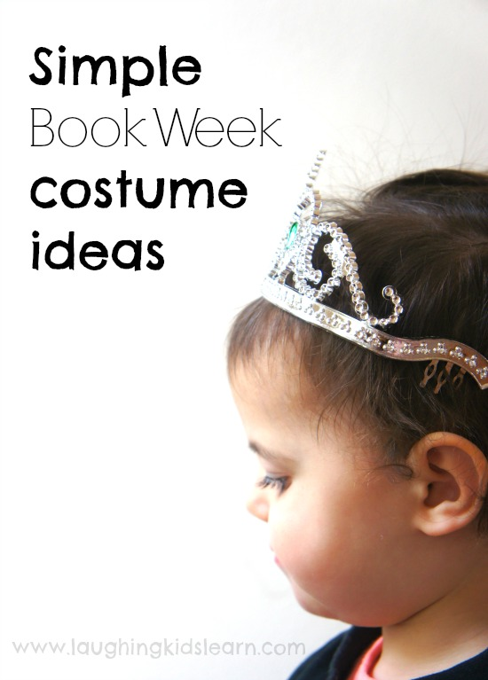 simple book week costume ideas for kids