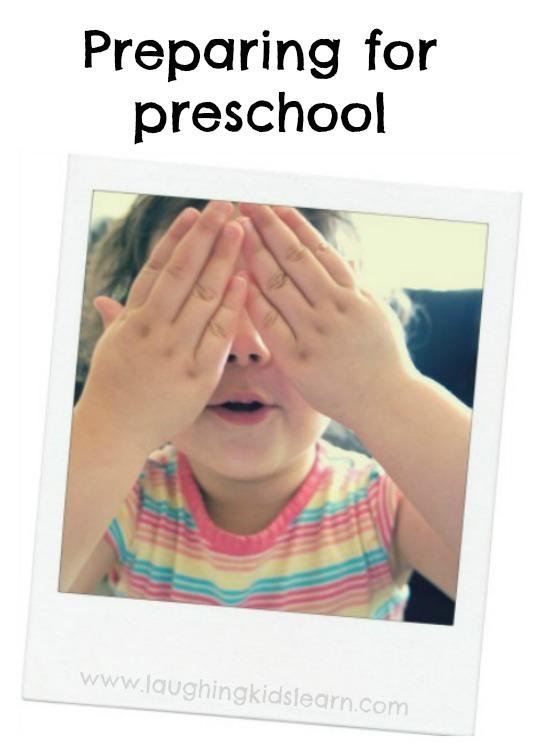 preparing for preschool with combantrin
