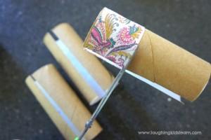 making wrist bands