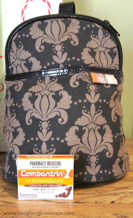 Medical Bag with Combantrin