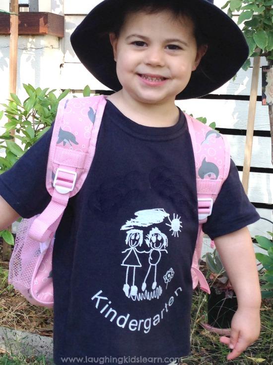 possum starting school