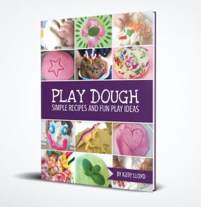 Play Dough recipes and simple play ideas for kids to learn and play