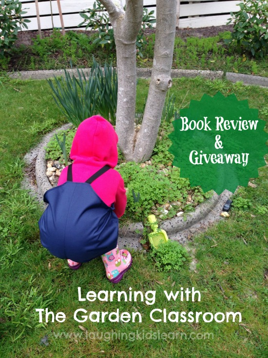 Header Learning with The Garden Classroom