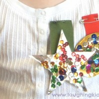 War medal craft for kids