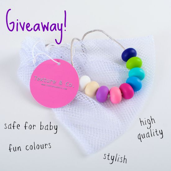 Texture & Co giveaway