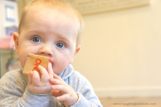 chewing block