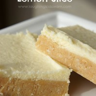 Simple lemon slice recipe