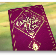 Disney Junior The Book of Once Upon A Time