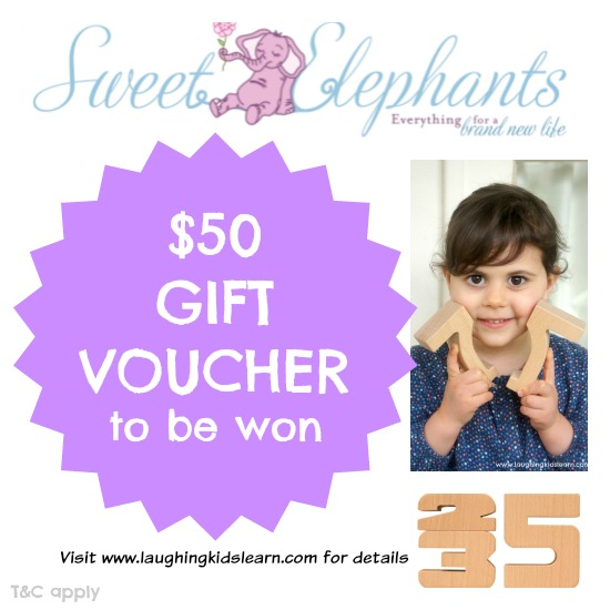 Sweet Elephant voucher