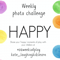 Weekly photo challenge for 2016 - happy
