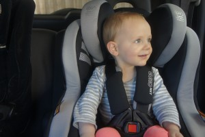 Maxi Cosi tip to stop your child crying in the car