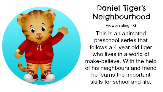 Daniel Tigers Neighbourhood Netflix