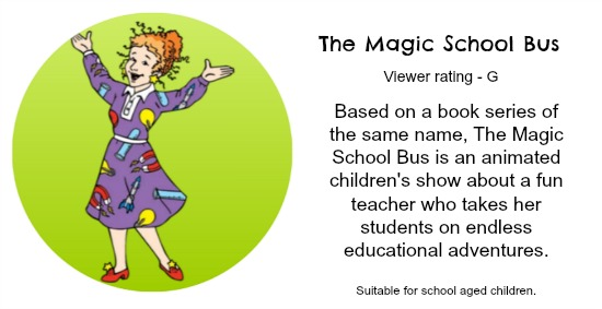 The Magic School Bus Netflix