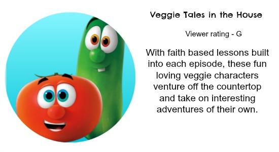 Veggie Tales Netflix