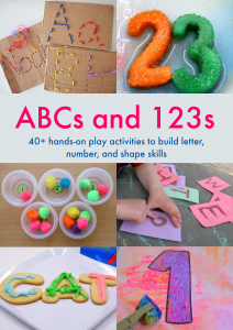 ABCs and 123 ebook