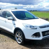 Ford Kuga family car