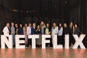 Netflix Stream team #metime Australia
