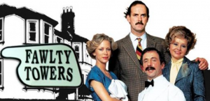 Fawlty Towers #metime