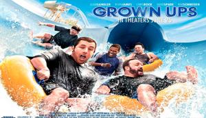 Grown Ups Netflix metime