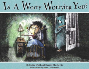 Is a worry worrying you picture short book about anxiety with children