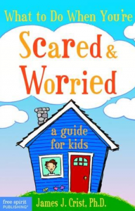 What to do when you're scared and worries is a picture story book for children who have anxiety or a worry.