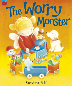 The Worry Monster is a childrens book for kids who are dealing with anxiety or have worries
