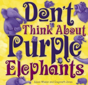 Dont think about purple elephants