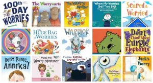 20+ books to help children who worry or suffer from anxiety