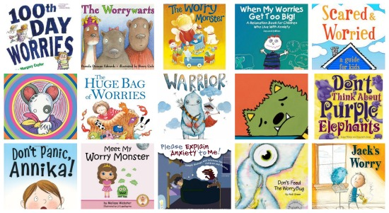 worry books for laughing kids learn feature image