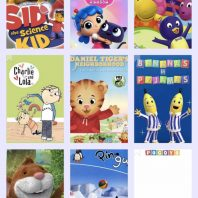 Netflix kids shows to download to make travel with kids easier