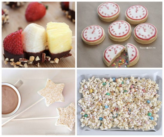 Kids Food ideas for New Years