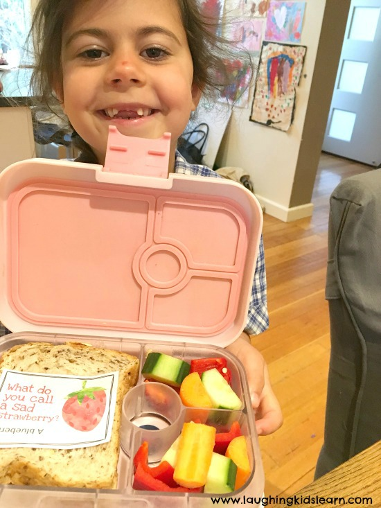 lunchbox fun using lunchbox jokes