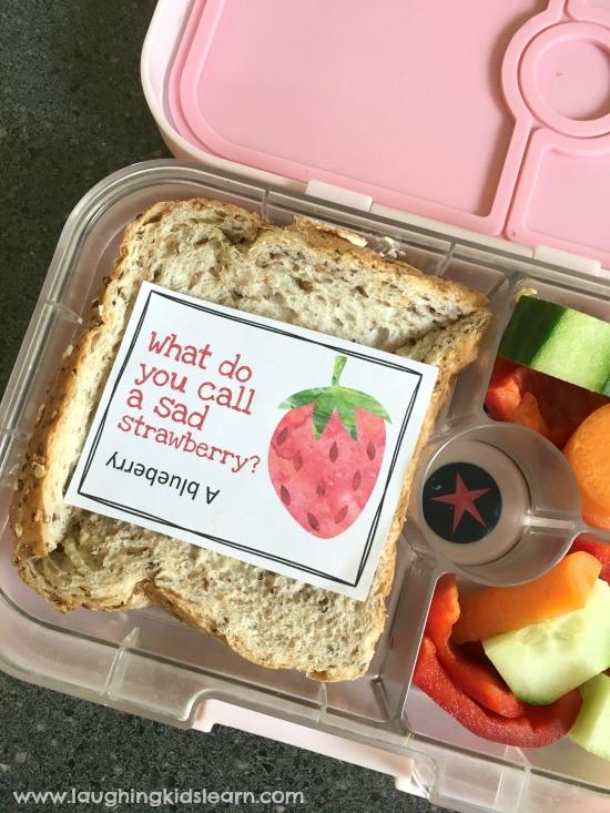 12 fruity lunchbox jokes for kids