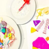 feature image cut and paste