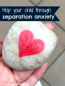 How to help your child through separation anxiety