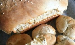 Learn how to make bread in a bag with kids