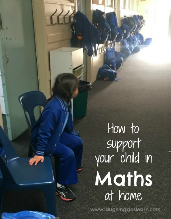 How to support your child in maths at home